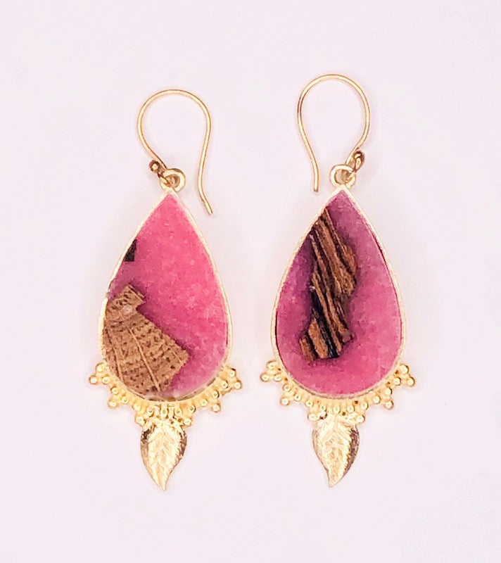 SPECIAL SALE! Full Bloom Earrings