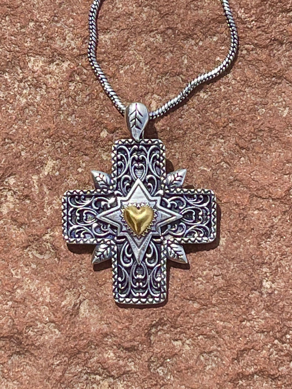 An Angie Spady Collectible: Beautiful Grace Cross