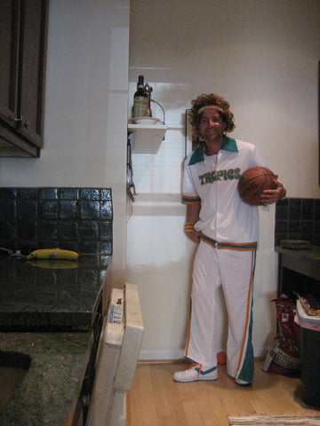 Flint Tropics Warm-up Suit