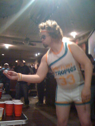 Flint Tropics Drinking Team