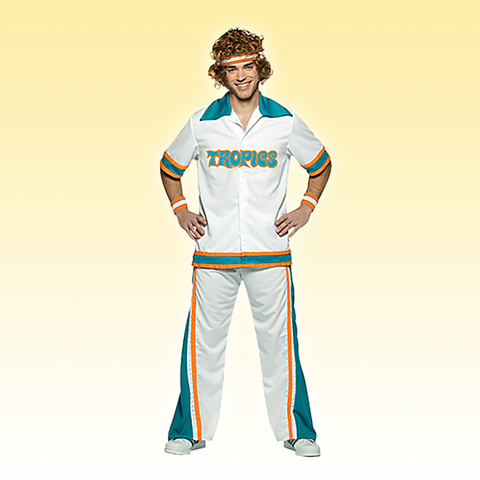 Flint Tropics Team Warmup Suit