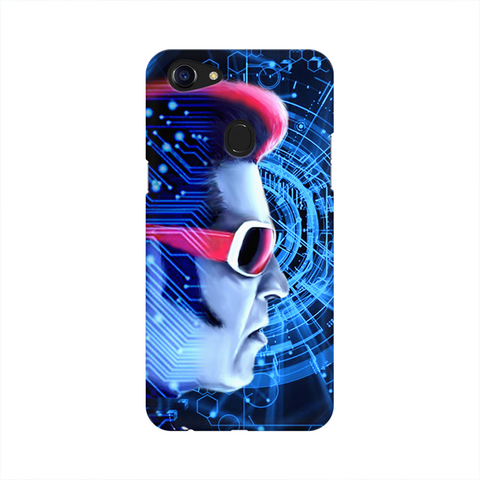 "Oppo Phone Case - Superstar Rajinikanth ""Chitti 2.0"""