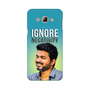 "Samsung Phone Cases - Thalapathy Special ""Ignore Negativity"""