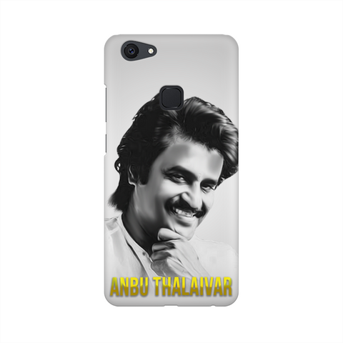 "VIVO Phone Case - Superstar Rajinikanth ""Anbu Thalaivar"""