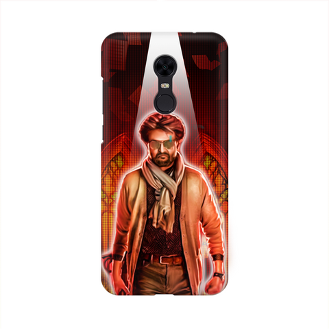 "Redmi Phone Case - Superstar Rajinikanth ""The Legend"""