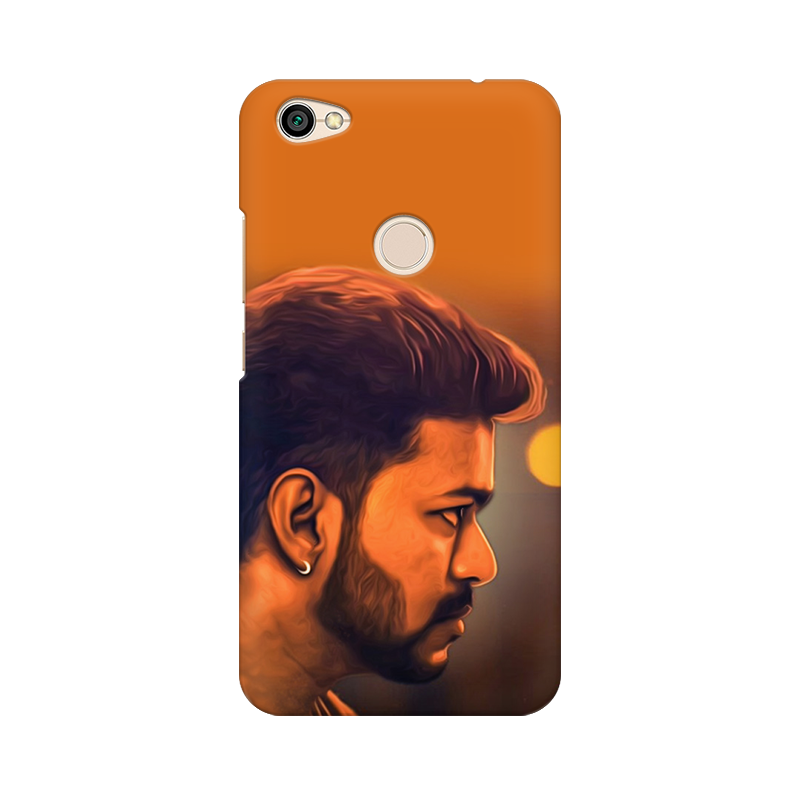 "Redmi Phone Cases - Thalapathy Special ""Intense"""