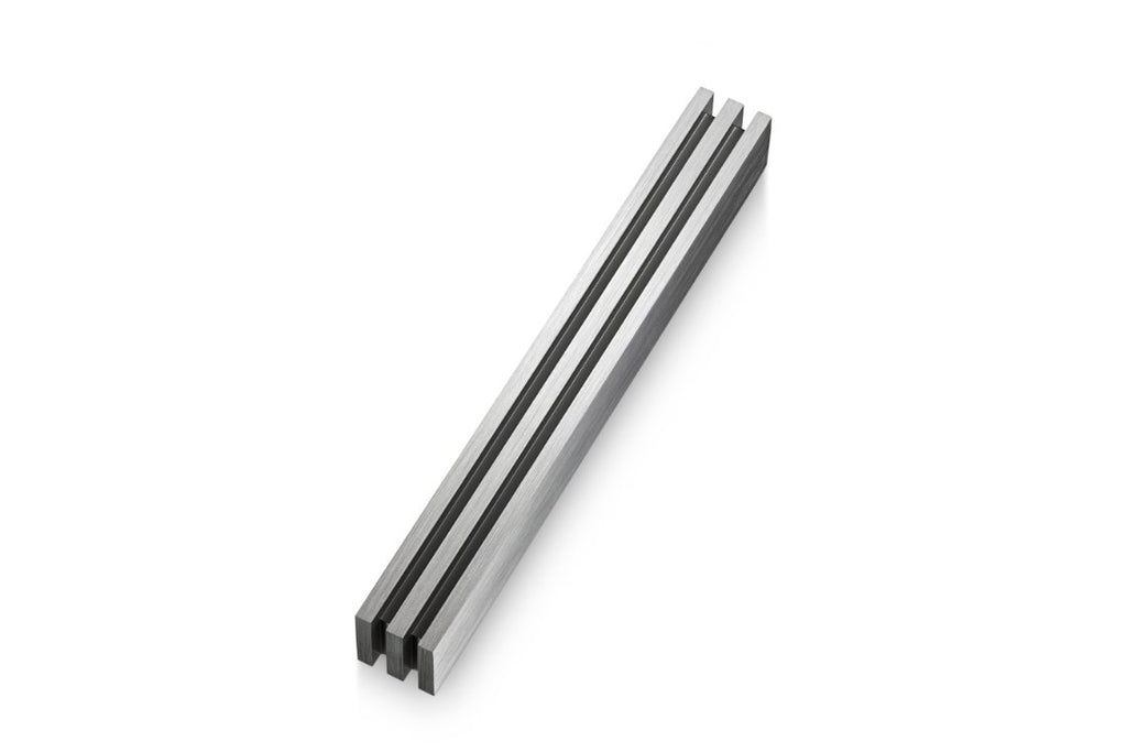 111 Mezuzah Steel Grey