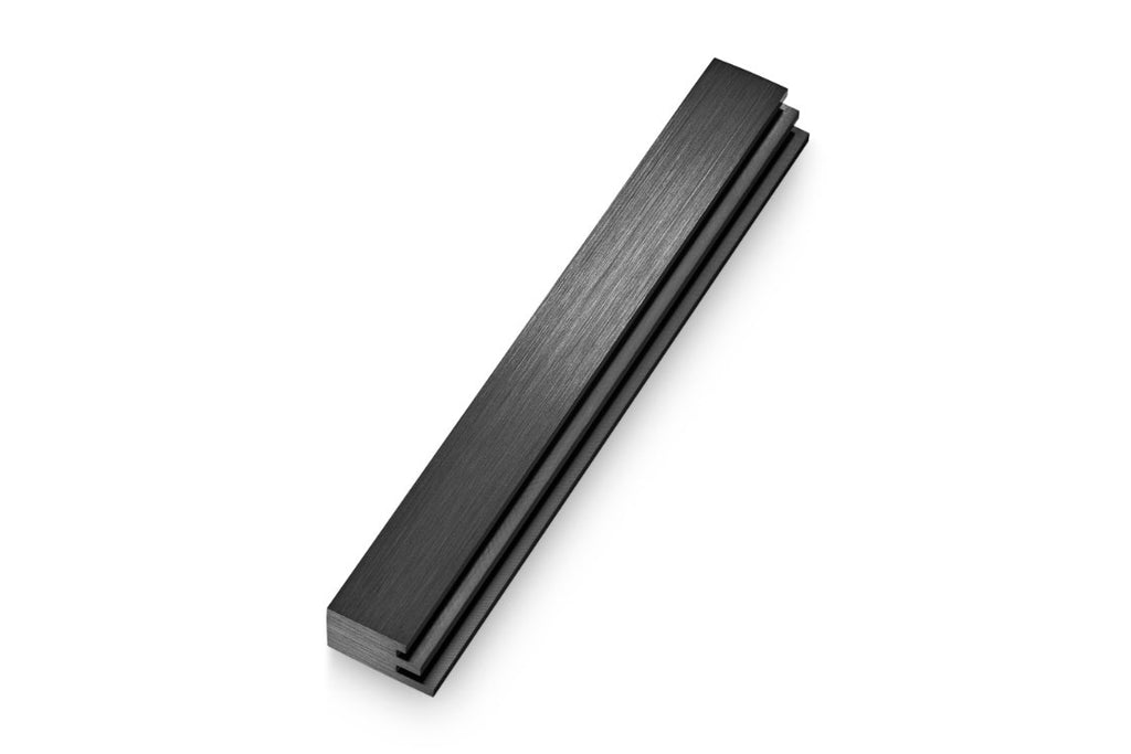 Side Mezuzah Black