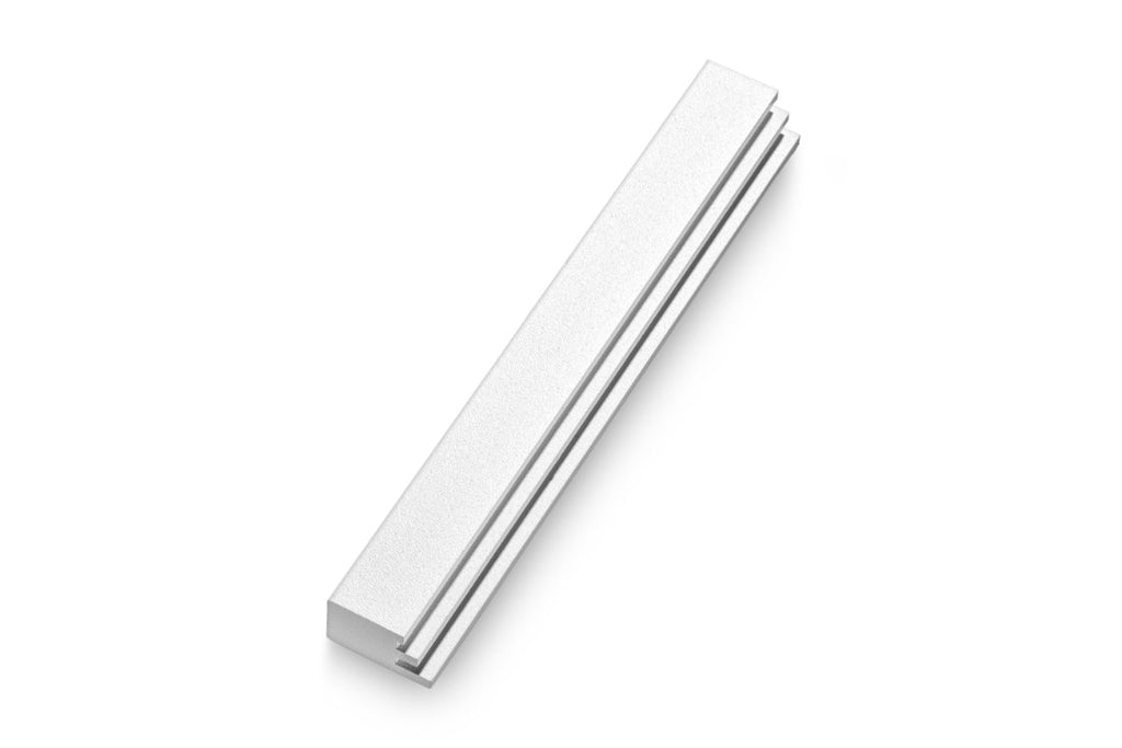 Side Mezuzah White