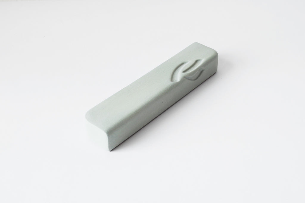 Ceramic Mezuzah Light Turquoise
