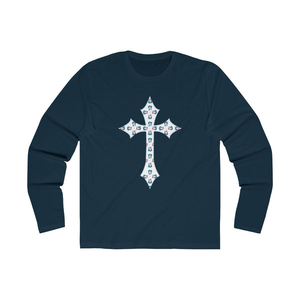 Detox Cross Long Sleeve Tee