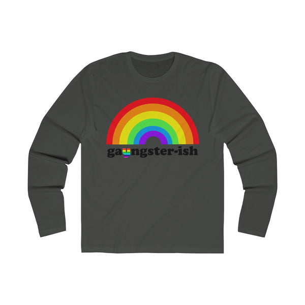 Gayngster-ish Long Sleeve Tee
