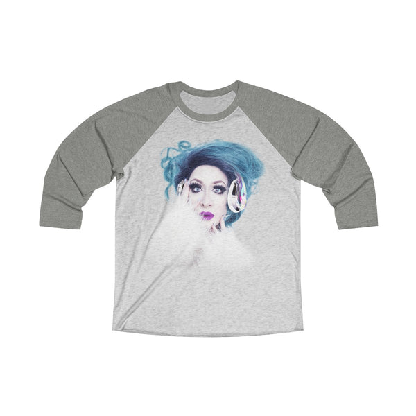 Detox Headphone Long Sleeve Raglan
