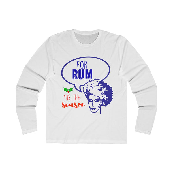 Happy Fucking RUM Long Sleeve Tee