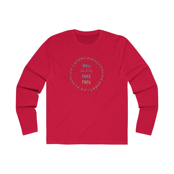 Well FFF4' Long Sleeve Tee