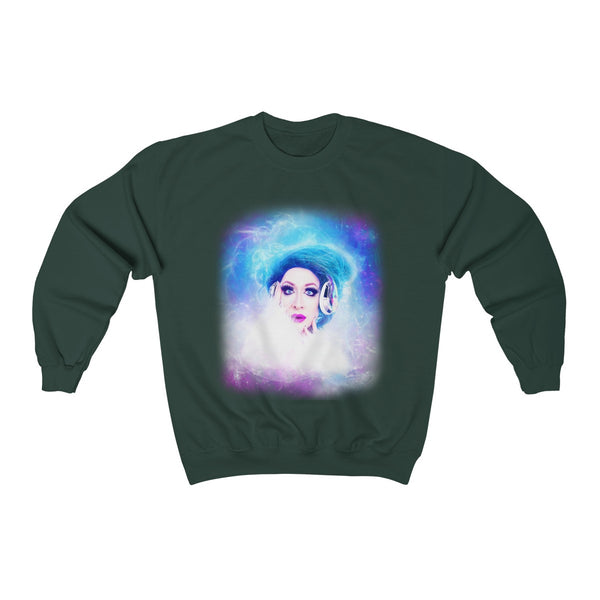 Detox Headphone Cloud Sweatshirt
