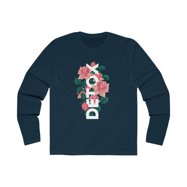 Detox Rose Long Sleeve Tee