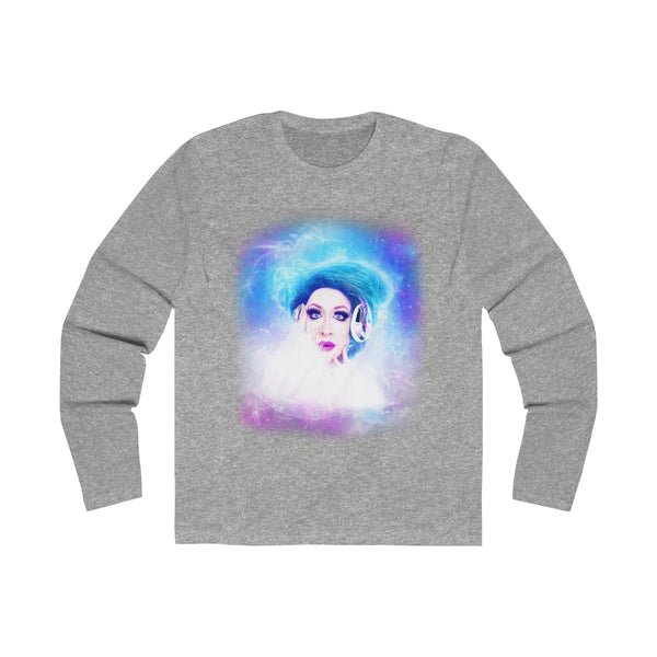 Detox Headphone Cloud Long Sleeve Tee