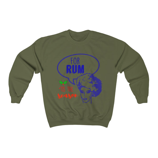 Happy Fucking RUM Sweatshirt