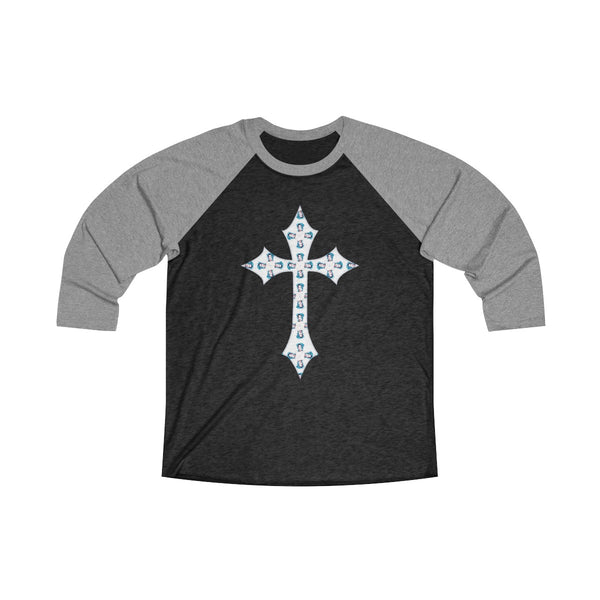 Detox Cross Long Sleeve Raglan