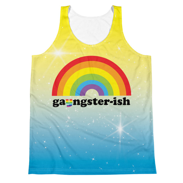 Gayngsterish Tank Top