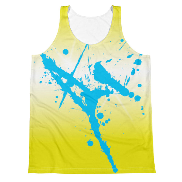 Splatter Tank Top