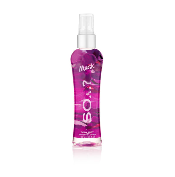 Body Mist by SO...? FRAGRANCE gusto Musk (MUSCHIO)