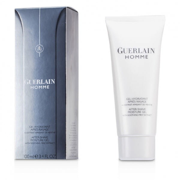Guerlain Homme gel Hydratant apres rasage 100 ml after shave dopobarba uomo