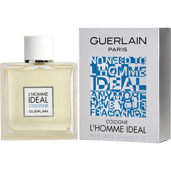 L' Homme Ideal Cologne Guerlain eau de toilette 100 ml spray profumo colonia uomo