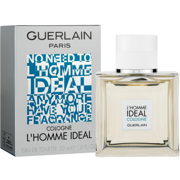 L' Homme Ideal Cologne Guerlain eau de toilette 50 ml spray profumo colonia uomo