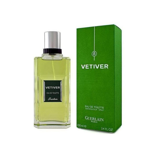Vetiver Guerlain eau de toilette 100 ml spray profumo uomo