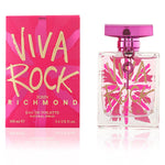 John Richmond Viva Rock eau de toilette 100 ml spray profumo da donna raro
