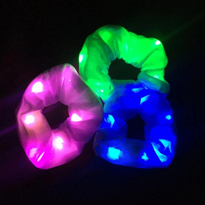 3 Pack of Ponytail Lights