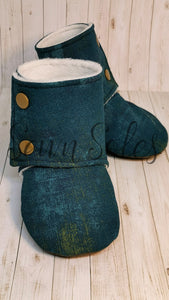 Booties - Size 9-12 Months