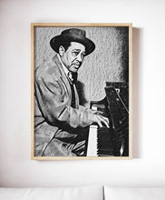 Load image into Gallery viewer, Duke Ellington Painting Poster Art Painting Print