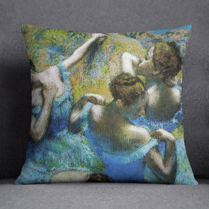 Edgar Degas Painting Decorative Throw Pillow Case