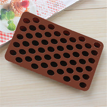 Load image into Gallery viewer, Coffee Bean Chocolate Candy Silicone Bakeware