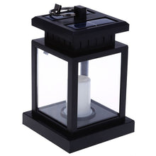 Load image into Gallery viewer, Lightme 2PCS Candle Lantern Solar Power LED Lamp