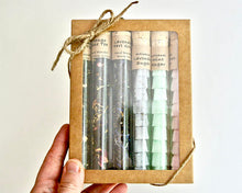 Load image into Gallery viewer, Tea & Sugar Cube 6 pc Sampler, Test Tubes
