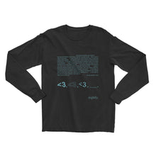 Load image into Gallery viewer, yspjhu long-sleeve tee