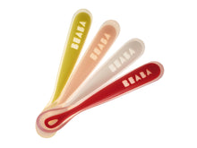 Load image into Gallery viewer, Set of 4 Ergonomic 1st-Age Silicone Spoon