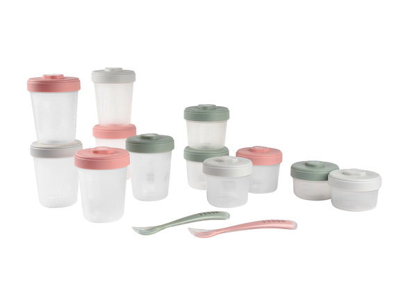 Expert Meal & Food Storage Pack