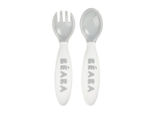 Load image into Gallery viewer, 2nd-Age Training Fork & Spoon Set