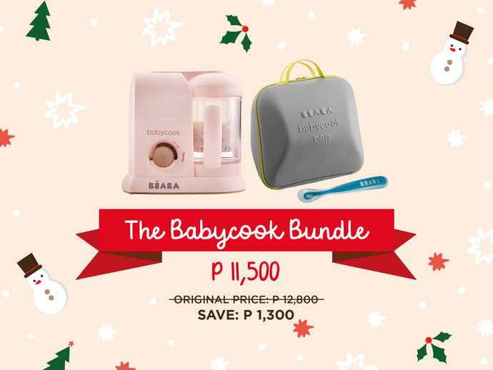 Holiday Bundle: The Babycook Bundle