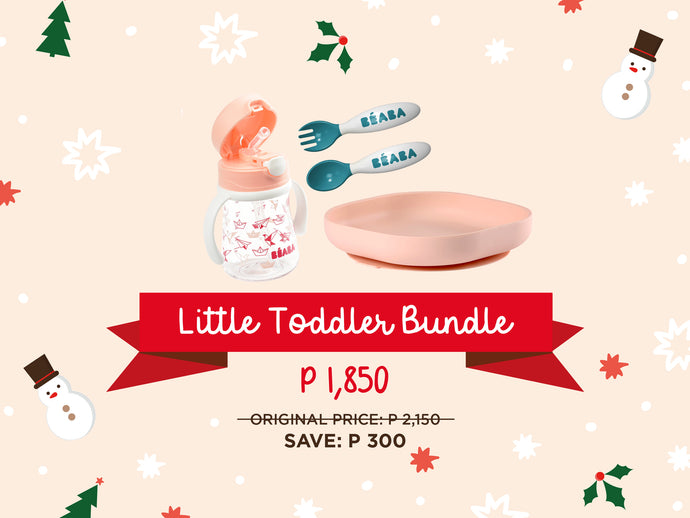 Holiday Bundle: Little Toddler Bundle