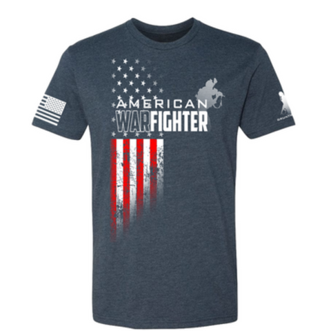 The American WarFighter T-Shirt