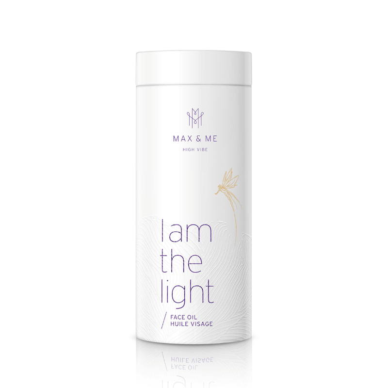 Max and me facial oil I am the light Byssine