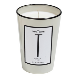 Atelier Oblique, Svíčka, Candle, luxurious candle