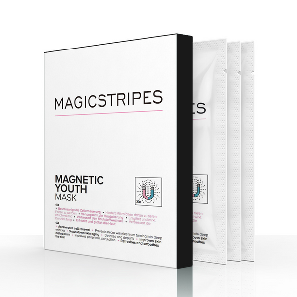 Magicstripes, Magnetic Youth Mask, platýnková maska