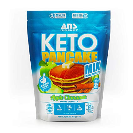 ANS Keto Pancake: Apple Cinnamon 454g